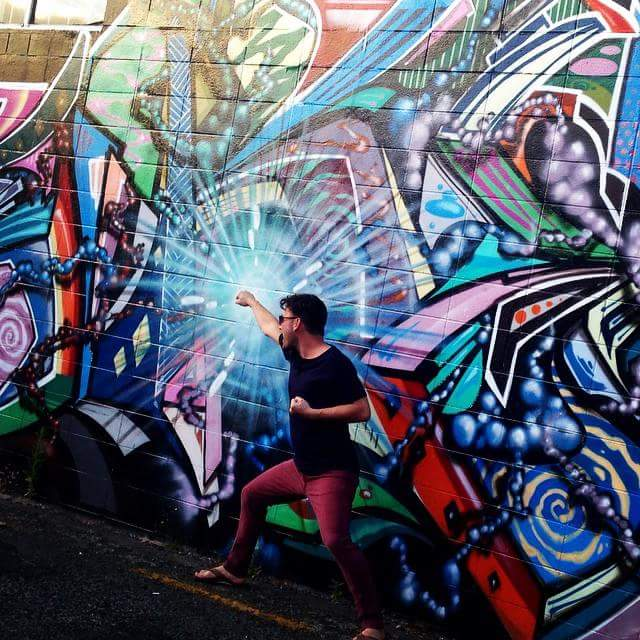 I love Street Art & FreeExpression
