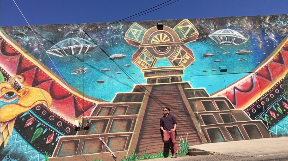 Valley of the Sun – and StreetArt!